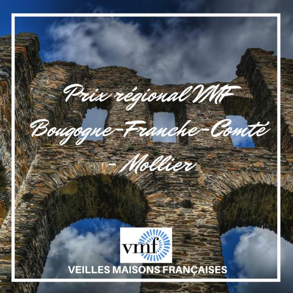 Prix régional VMF Bougogne-Franche-Comté - Mollier