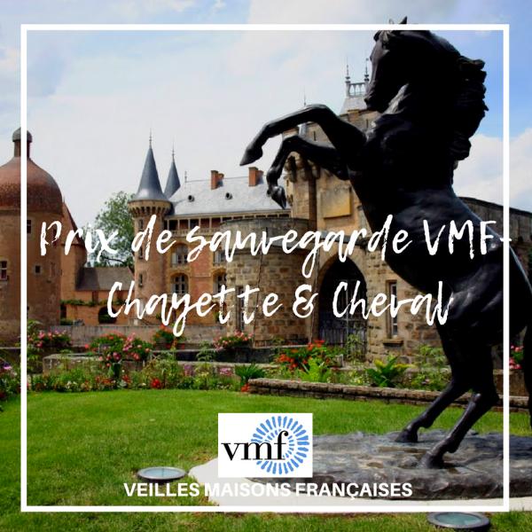 Prix de sauvegarde VMF - Chayette & Cheval