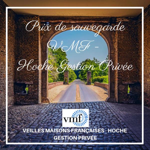 Prix de sauvegarde VMF - Hoche Gestion Privée (HOGEP)