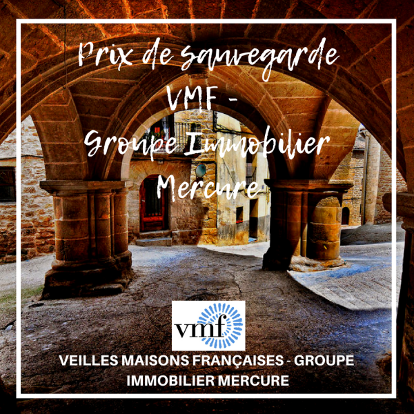 Prix de sauvegarde VMF - Groupe Immobilier Mercure