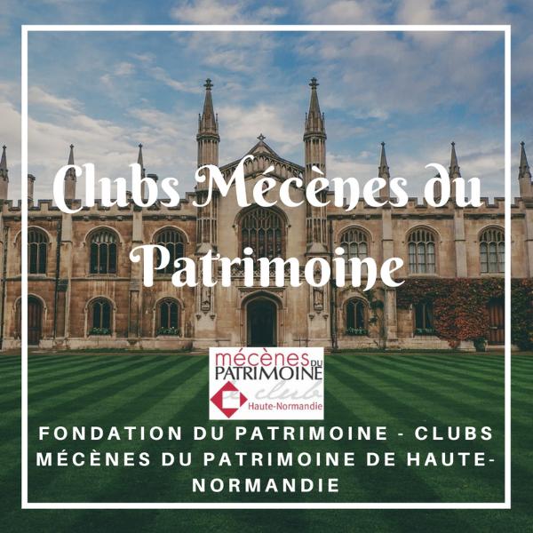 Clubs Mécènes du Patrimoine
