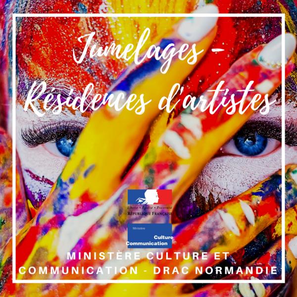 Jumelages-Résidences d'artistes