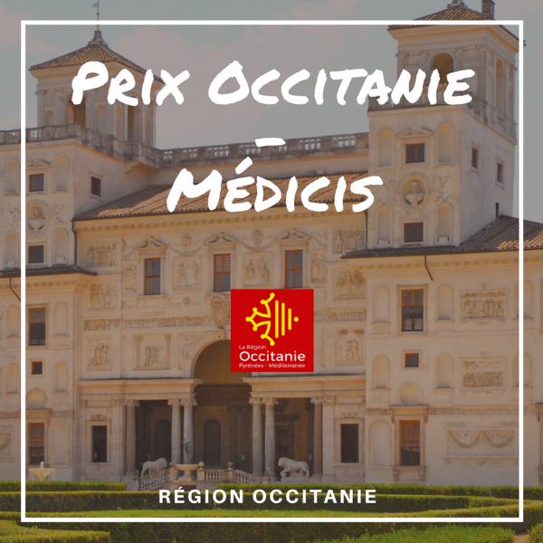 Prix Occitanie - Médicis