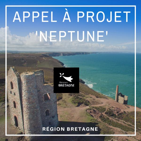 """Appel à projet PATRIMOINE - """"NEPTUNE"""""""