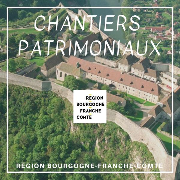 Chantiers Patrimoniaux