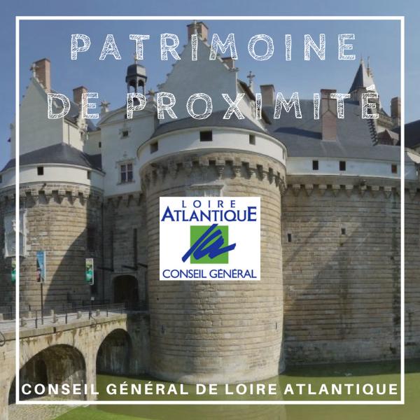 Patrimoine de proximité - Loire Atlantique