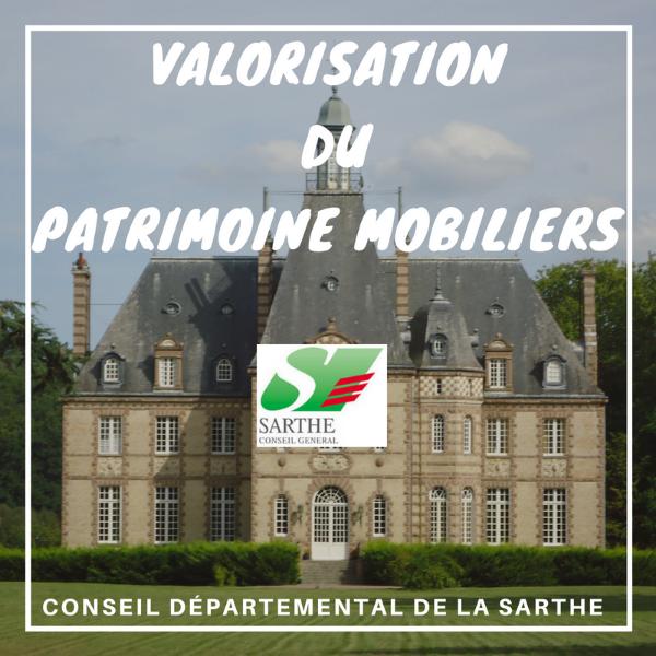 Aides aux projets de valorisation du patrimoine - Sarthe