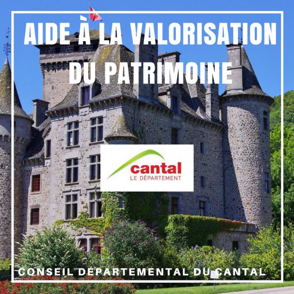 Aide à la valorisation - Cantal