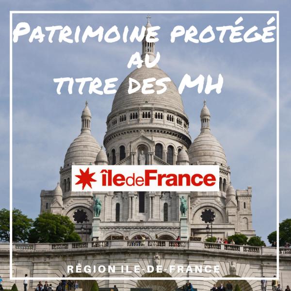 Soutien à la restauration du patrimoine protégé - Île-de-France