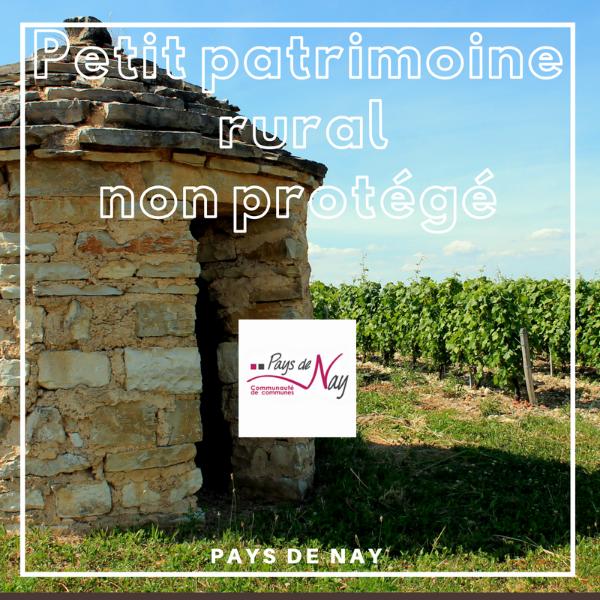Aide au patrimoine rural non-protégé - Pays de Nay
