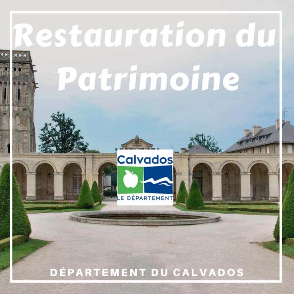 Restauration du patrimoine - Calvados