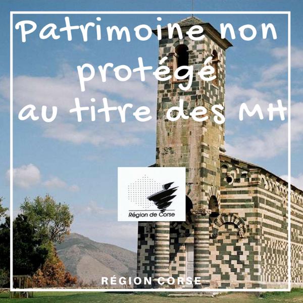 Patrimoine immobilier non protégé au titre des monuments historiques