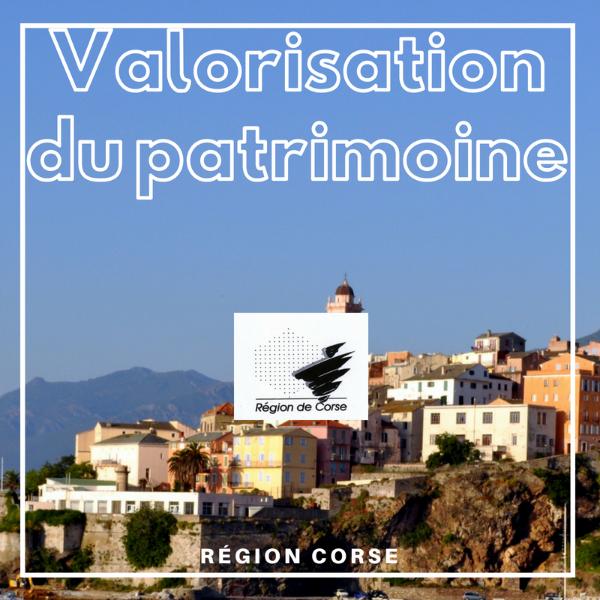 Mise en valeur du patrimoine - Corse