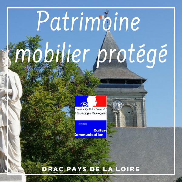 Objet mobilier protégé - Pays de la Loire