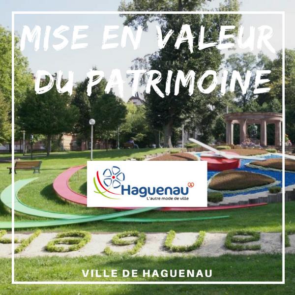 Mise en valeur du patrimoine - Ville de Haguenau