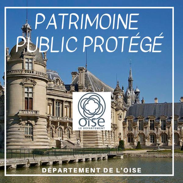 Patrimoine public protégé - Oise