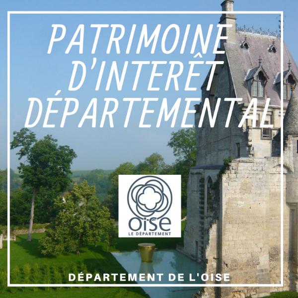 Patrimoine d'intérêt départemental - Oise