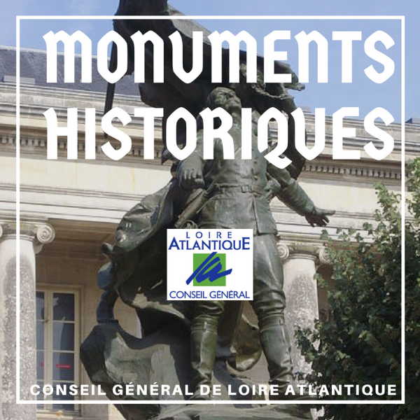 Monuments historiques (mobiliers) - Loire Atlantique
