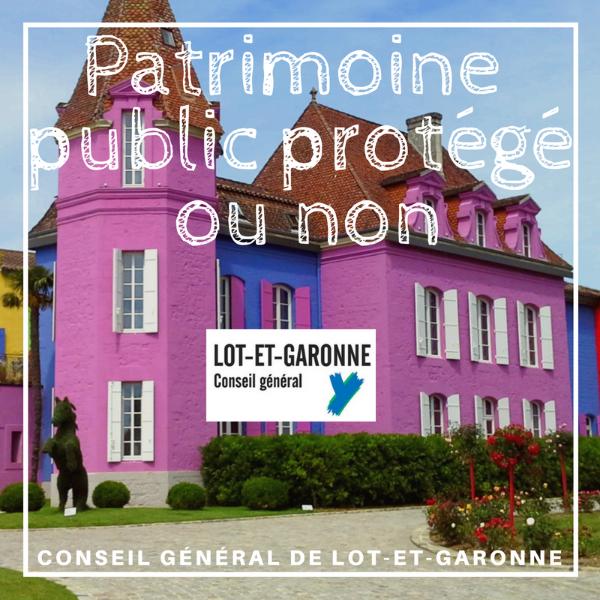 Conservation et restauration du patrimoine non protégé public et privé - Lot-et-Garonne