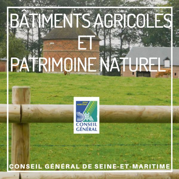 Aide à la restauration des bâtiments agricoles et à la préservation du patrimoine naturel en clos-masures