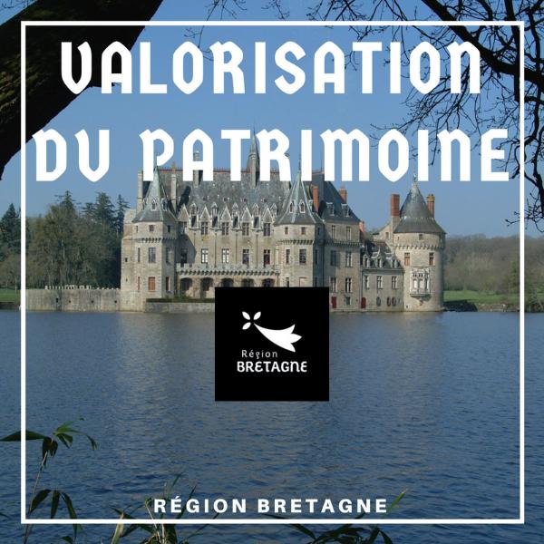 Soutenir les actions de valorisation du patrimoine - Bretagne