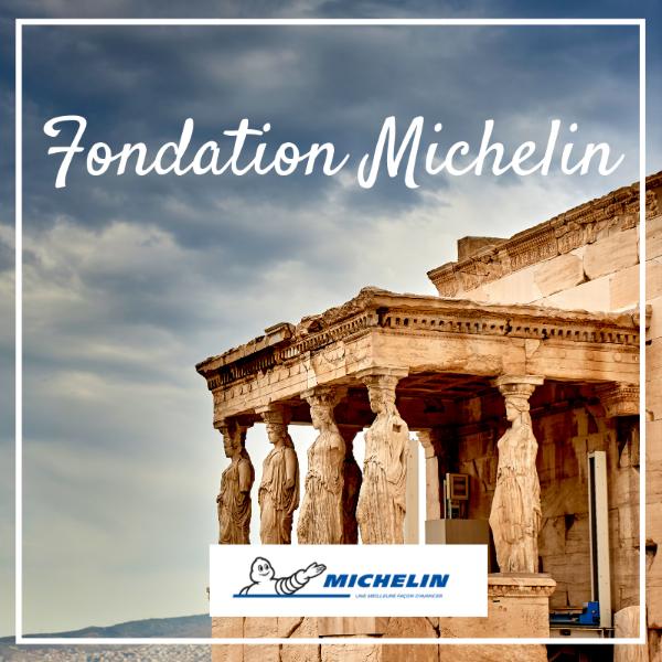 Fondation Michelin Culture et Patrimoine