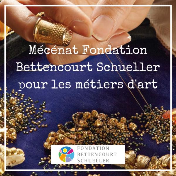 Mécénat Fondation Bettencourt Schueller