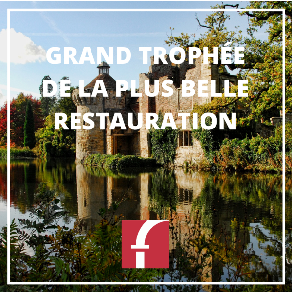 Prix Grand Trophée de la plus belle restauration 2019