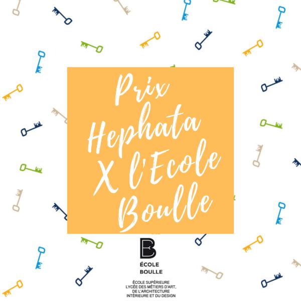 Prix Hephata x Ecole Boulle - Restauration d'une oeuvre d'art