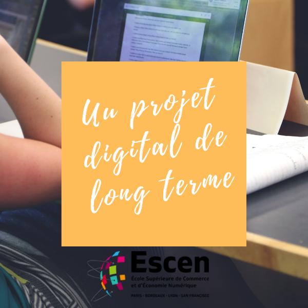 Prix Hephata x ESCEN - Un projet digital de long terme