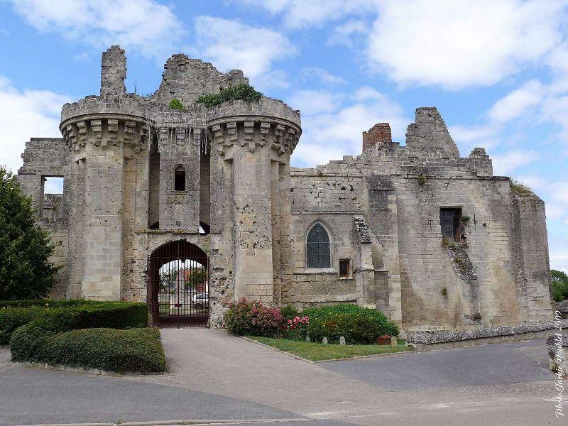 Méthode pour restaurer un château et sa chapelle