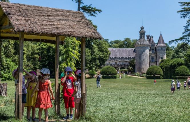 Développer des activités ludiques dans un château