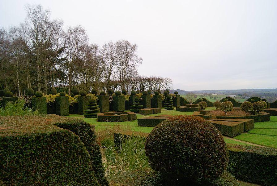 Transformer un parc en jardin remarquable