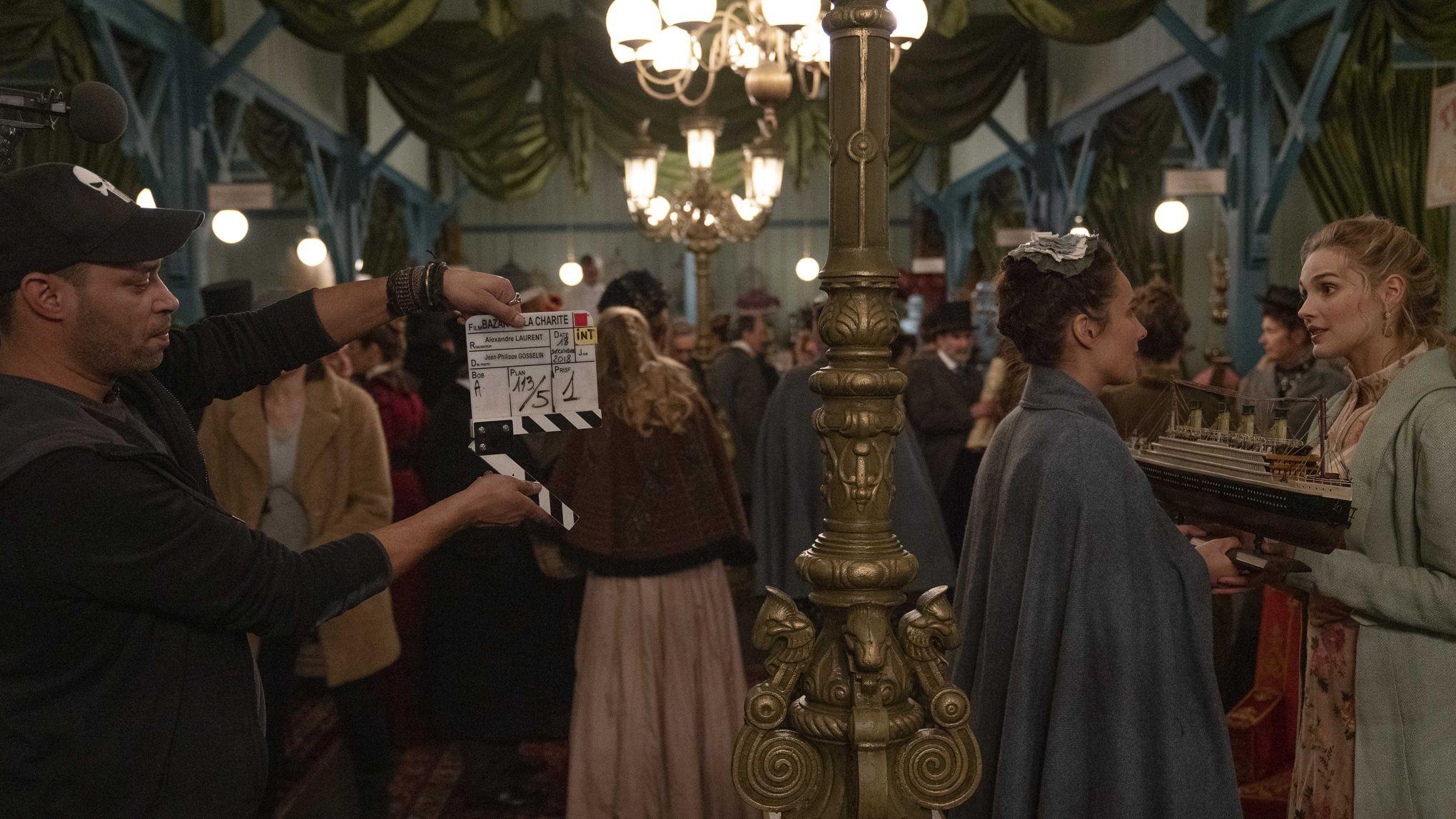 Comment recevoir des tournages dans son château ?