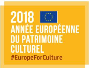 LABEL DU MINISTERE DE LA CULTURE, ANNÉE EUROPÉENNE DU PATRIMOINE CULTUREL, 2018