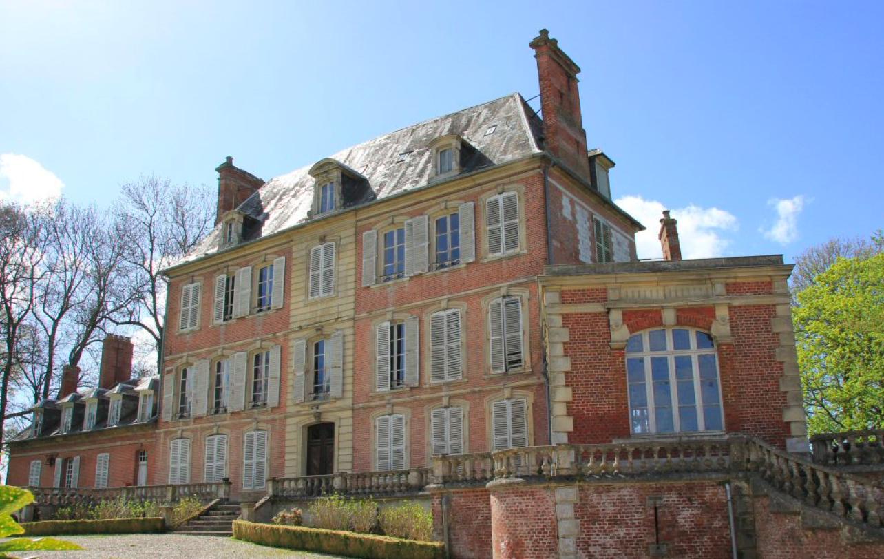 Hephata_Chateau privé_Concept