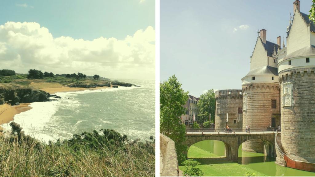 TOP 10 des sites les plus visités des Pays-de-la-Loire en 2019