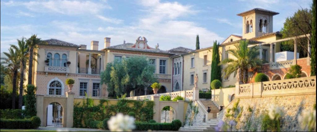 Le Château de Diter est passible de destruction car sa construction est illégale.