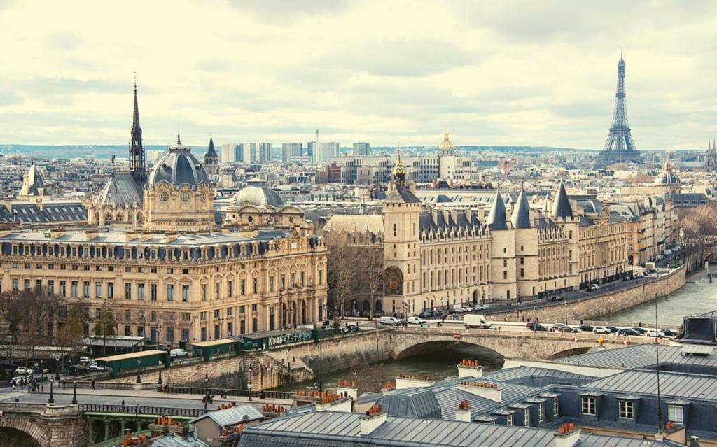 Paris, la ville aux mille visages