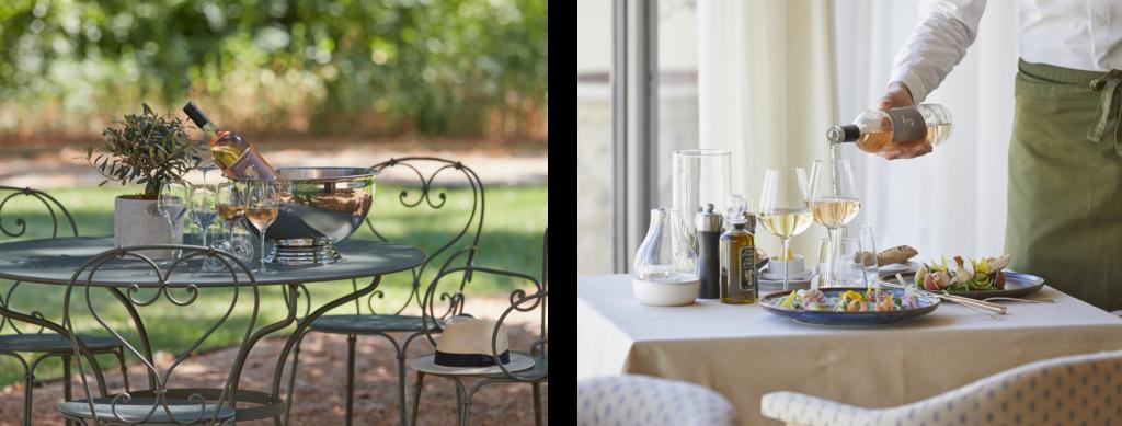 Une image contenant fenêtre, table de salle à manger  Description générée automatiquement